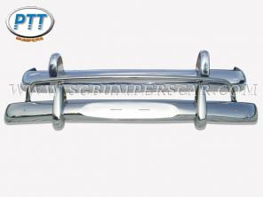 Stainless Steel Bumper for Volvo Amazon 122 US Style