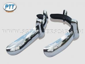Stainless Steel Bumper for VW Beetle EU Style(1955-1967)