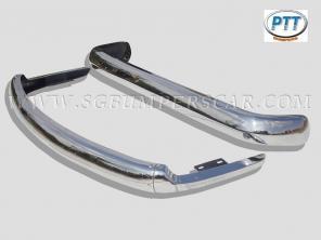 Stainless Steel Bumper for VW Bus T2 Early Bay(1968-1972)