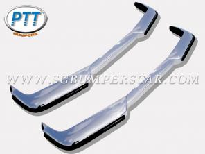 Stainless Steel Bumper for Volvo P1800S/P1800E Style