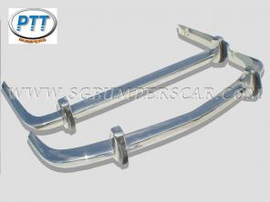 Stainless Steel Bumper for BMW 1500-2000