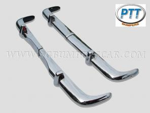 Stainless Steel Bumper for Opel Rekord P2